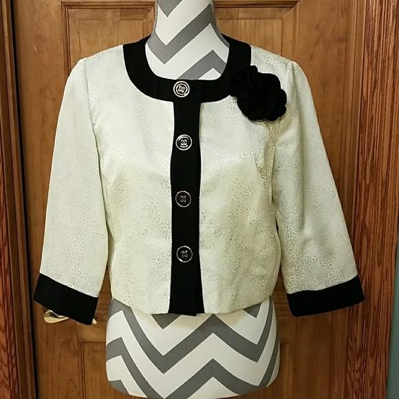 ac11f494522be Danny & Nicole Jackets & Coats | Danny Nicole Dress Jacket | Poshmark